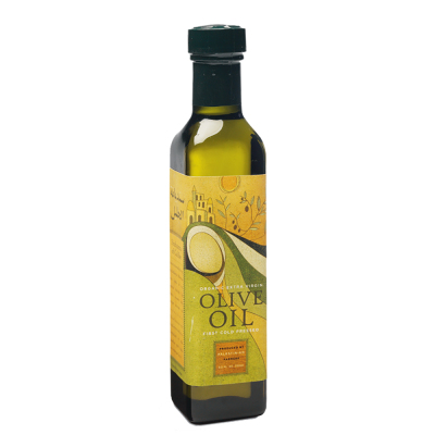 Organic Olive Oil Bottle - SALE