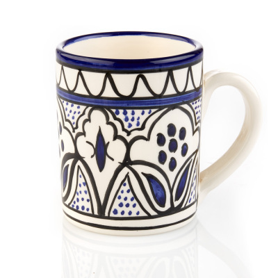 Blue Jasmine West Bank Mug