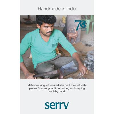 Indian Metalwork Kit Sign