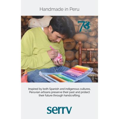 Peruvian Christmas Kit Sign