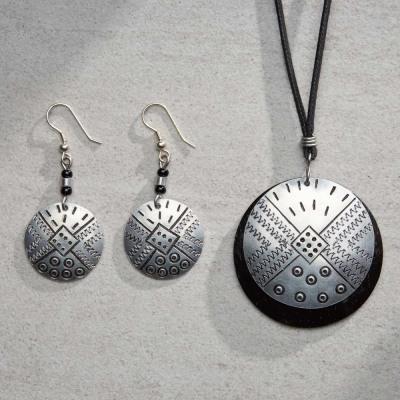 Amani Necklace & Earrings Set