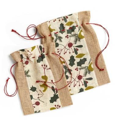 Holiday Gift Bag Set