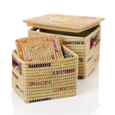 Sari Seagrass Basket Set of 2
