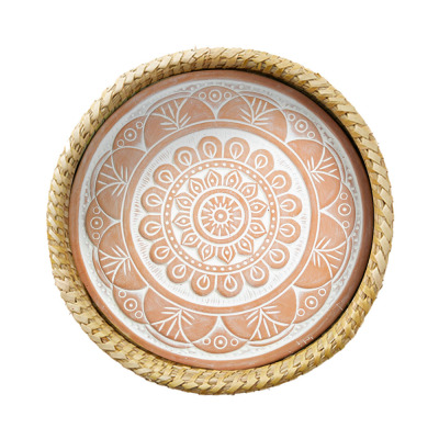 Mandala Breadwarmer