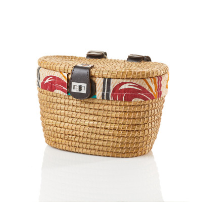 Stow-and-Go Bike Basket