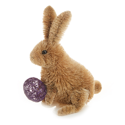 Buri Bunny with Purple Egg