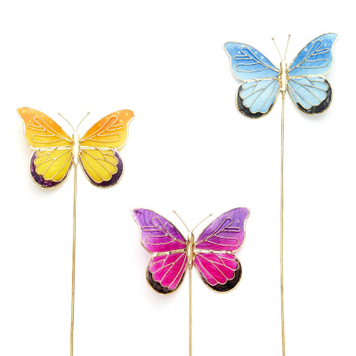 Butterfly Planter Stakes