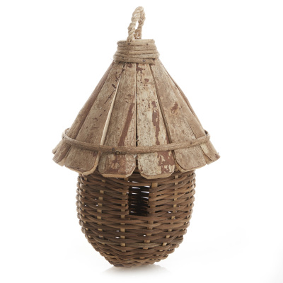 Cone Roof Bird House