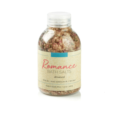 Romance Natural Bath Salts