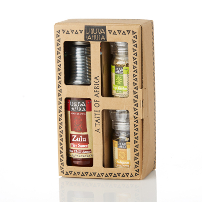Taste of South Africa Gift Set