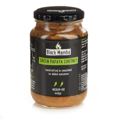 Green Papaya Chutney