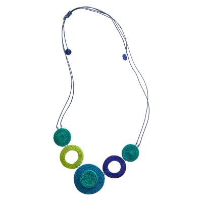 Lomati Woven Necklace