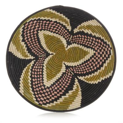 Large Three-Petal Basket