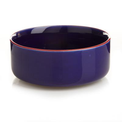 Cobalt Song Cai Ice Cream Bowls Set