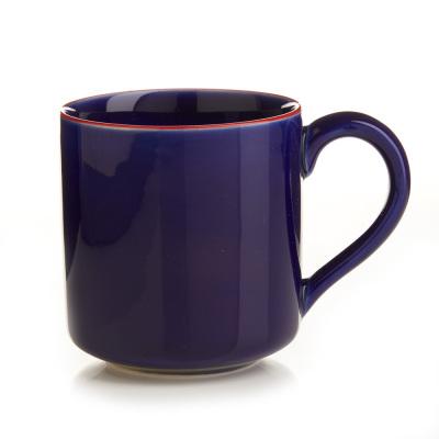 Cobalt Song Cai Cappuccino Mug