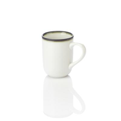Modern White Mug