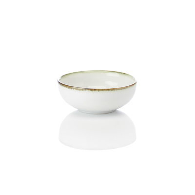 Modern White Small Bowl