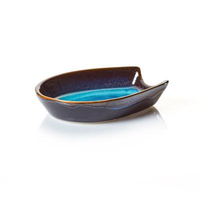 Lak Lake Ceramic Spoon Rest