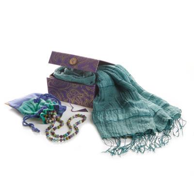 Silk & Sari Gift Box