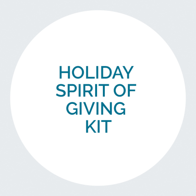 Holiday Spirit of Giving Kit