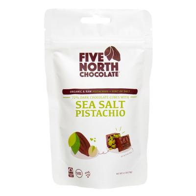 Pistachio Sea Salt Chocolates