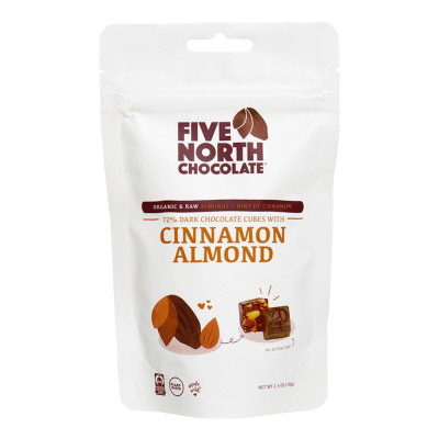 Cinnamon Almond Chocolates