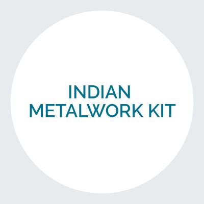 Indian Metalwork Kit