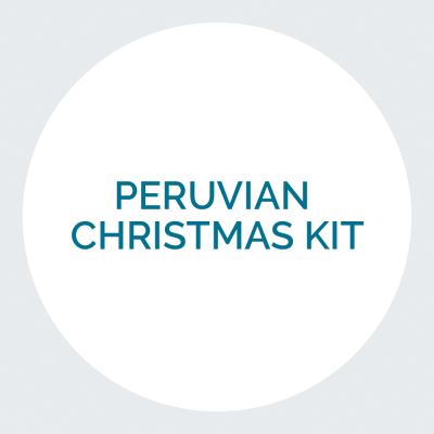 Peruvian Christmas Kit