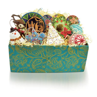 Global Ornament Collection  (9 Month Subscription)