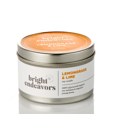 Lime Lemongrass Candles