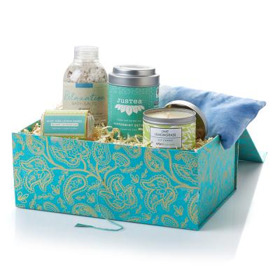 Relax & Refresh Gift Basket