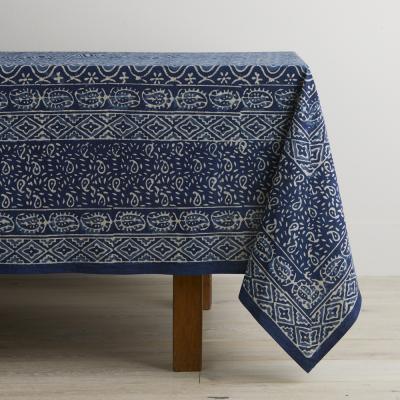 Dabu Block Print Tablecloth