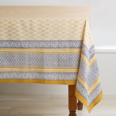 Sunny Sanganer Tablecloths