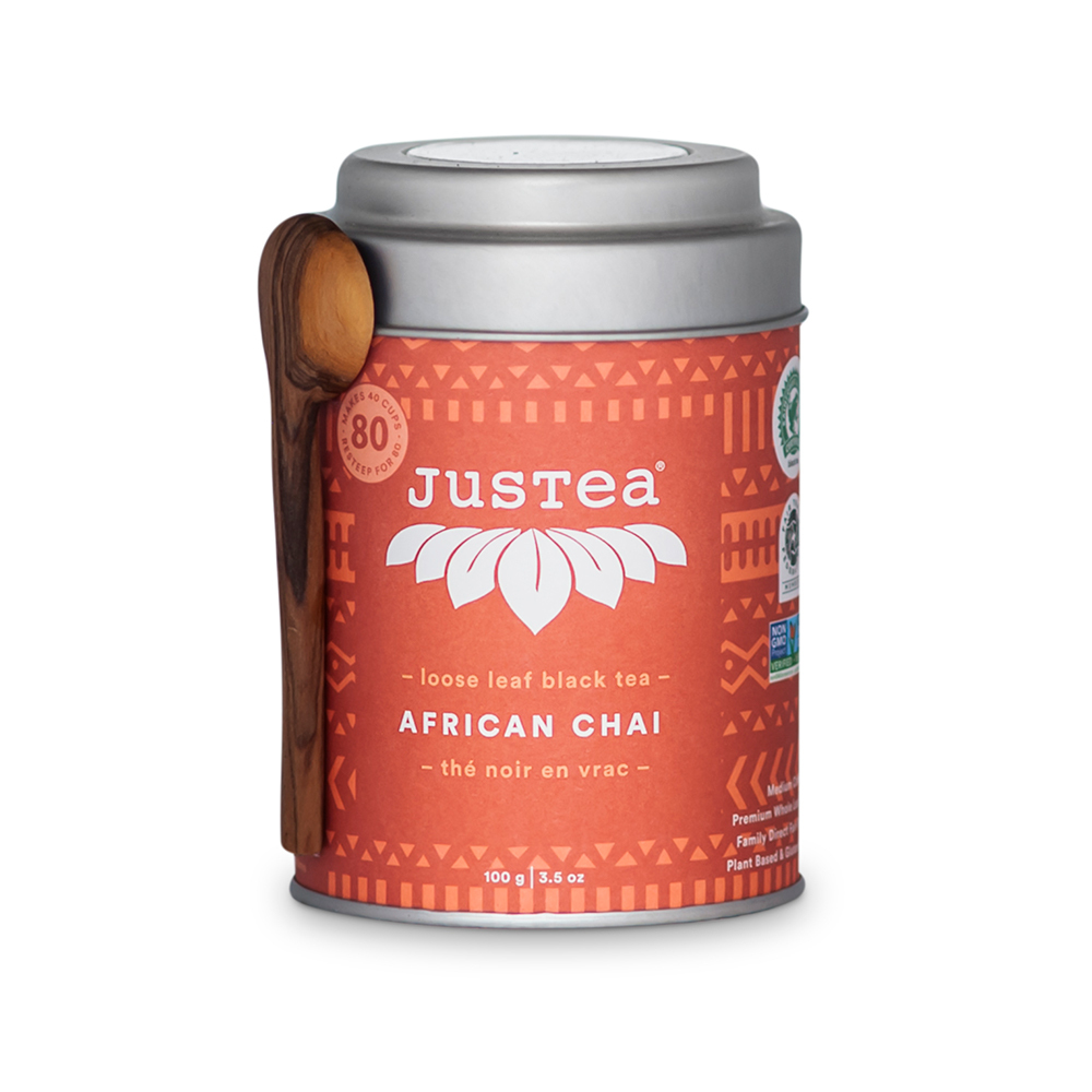 African Chai Loose Leaf Tea