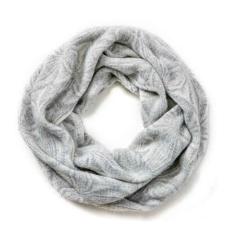 Morning Mist Infinity Scarf