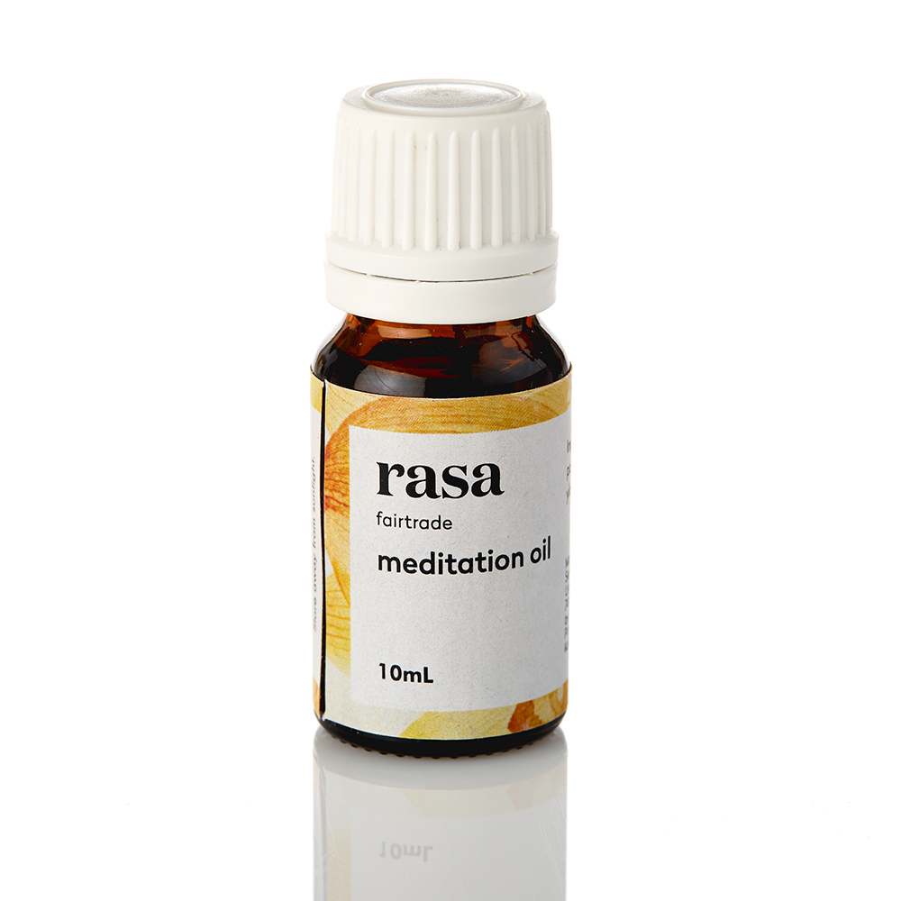 Rasa Essential Oils - Meditation Blend