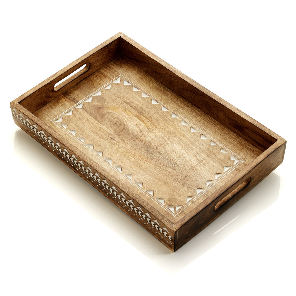 Small Mango Wood Tray