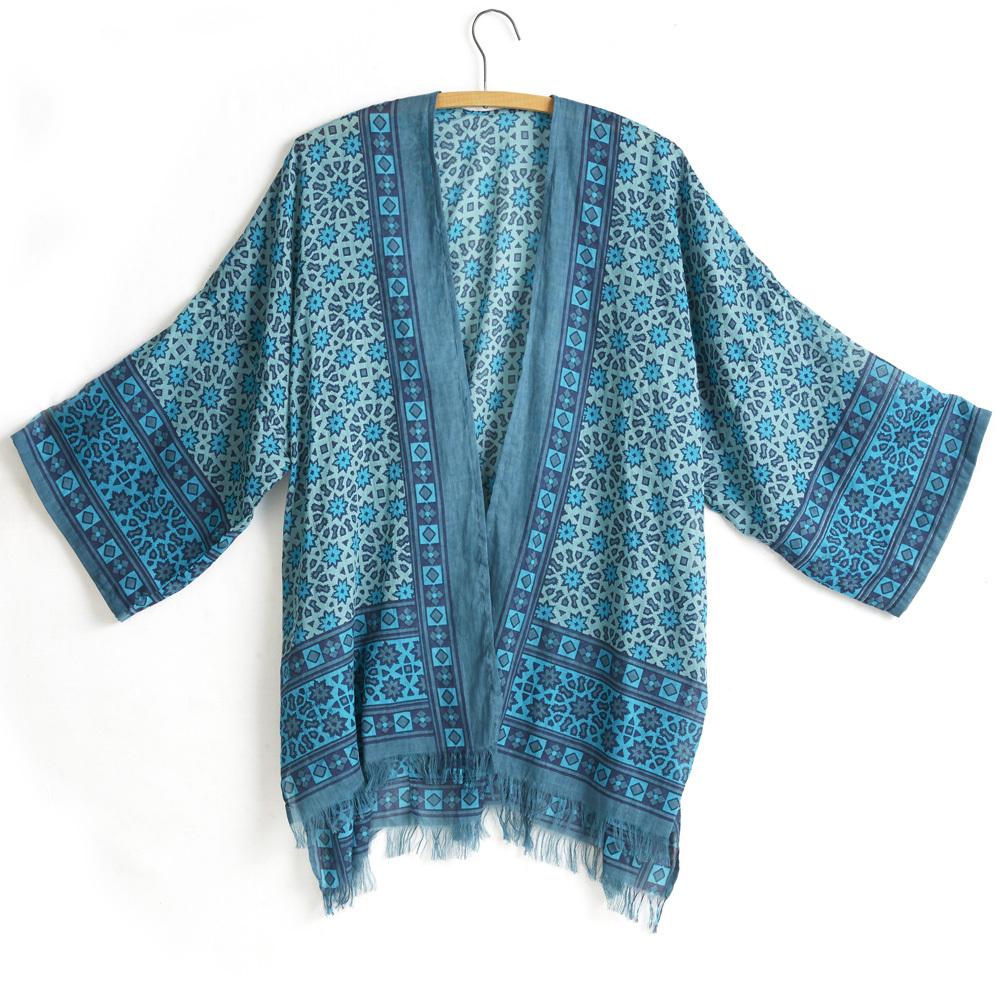 Starburst Kimono