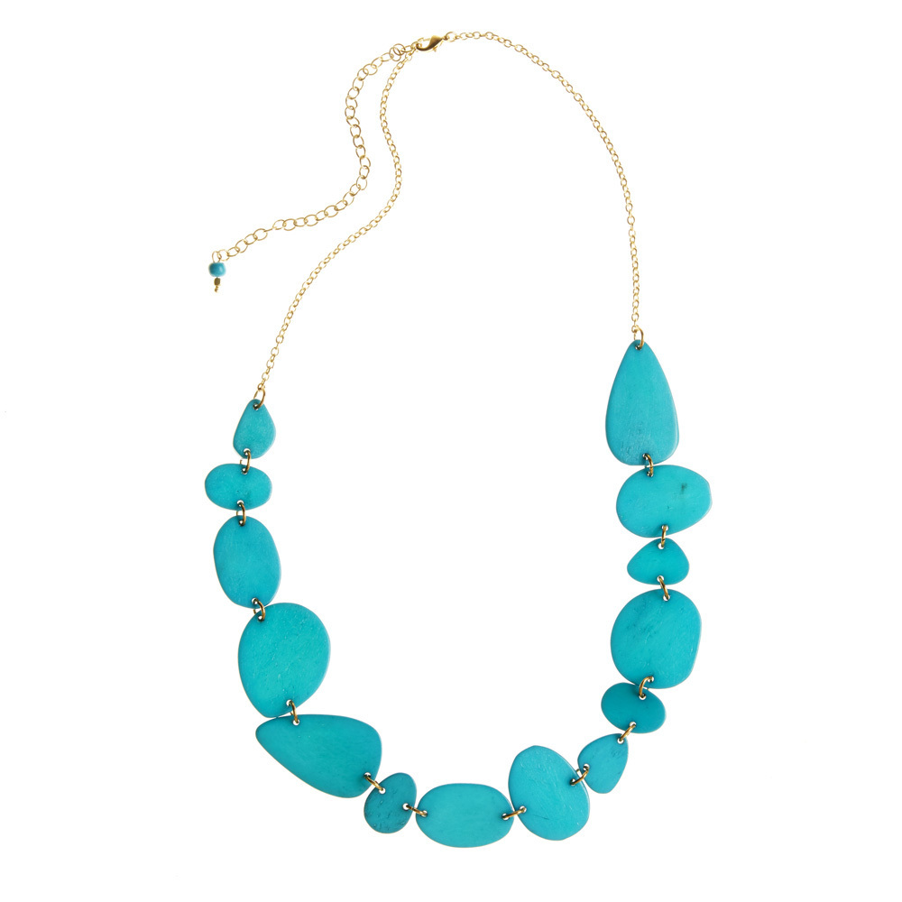 Cool Radiance Necklace