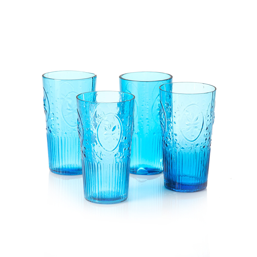 Tropical Punch Glasses