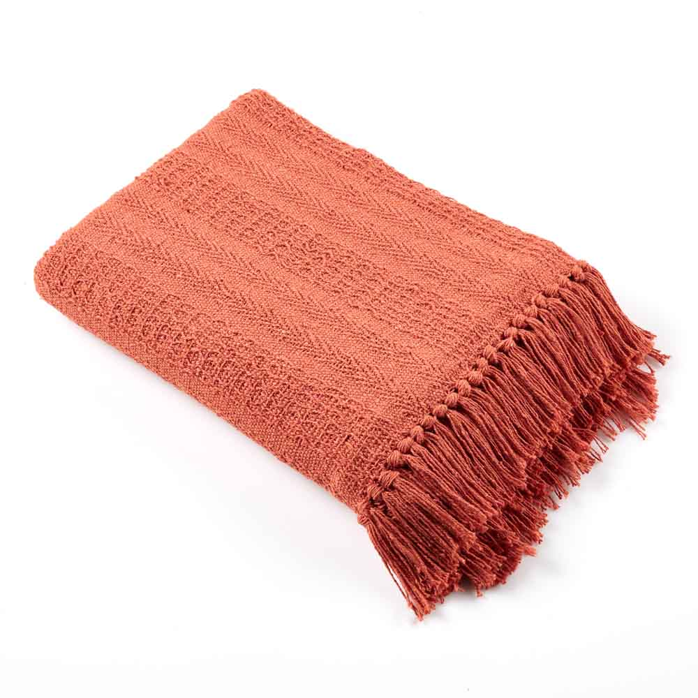 Brick Rethread Throw - Buy 2 and Save!