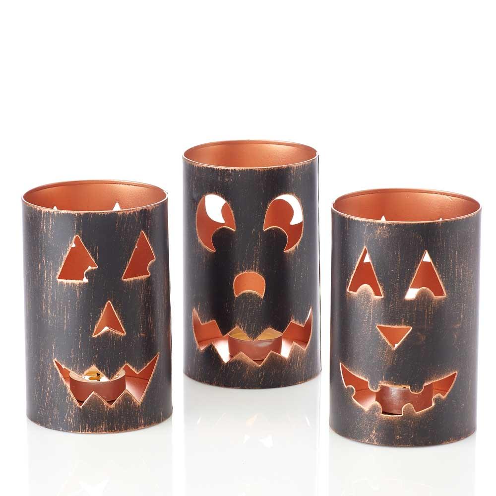 Jack-o-Lanterns Set