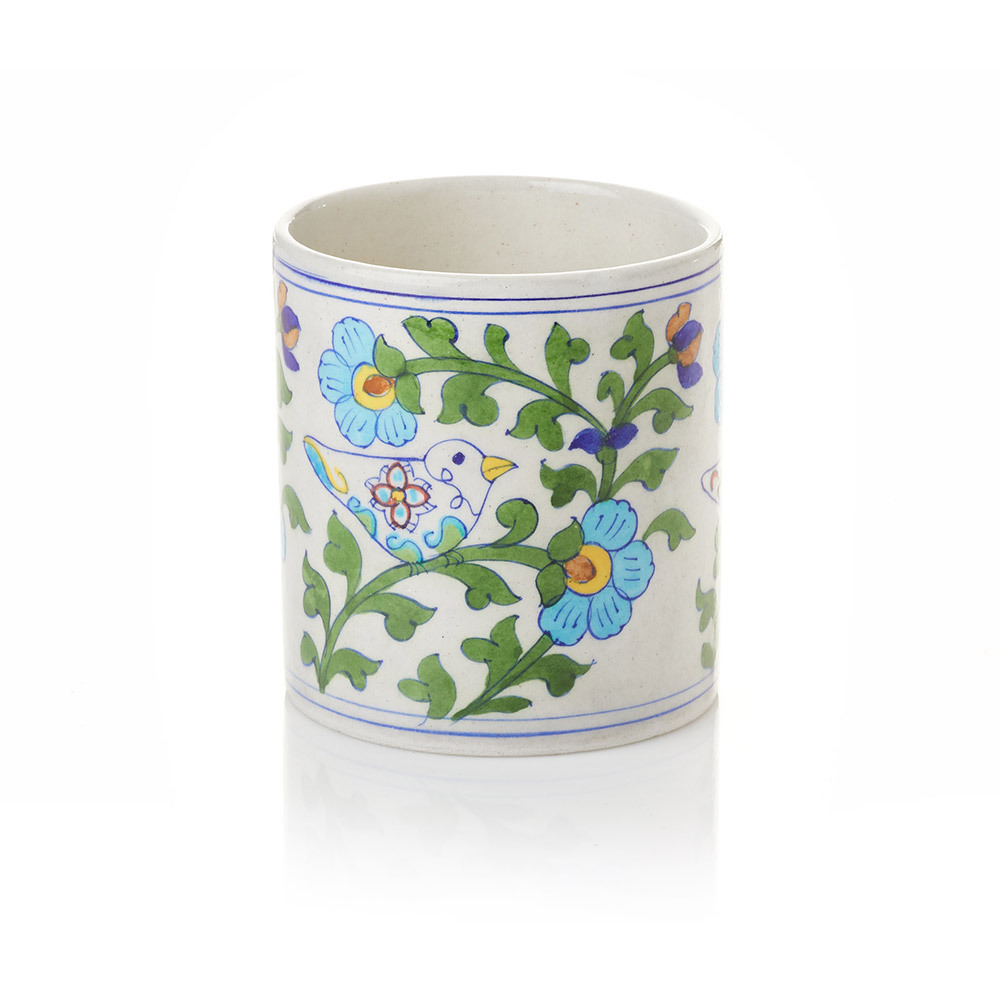 Chidiya Ceramic Planter