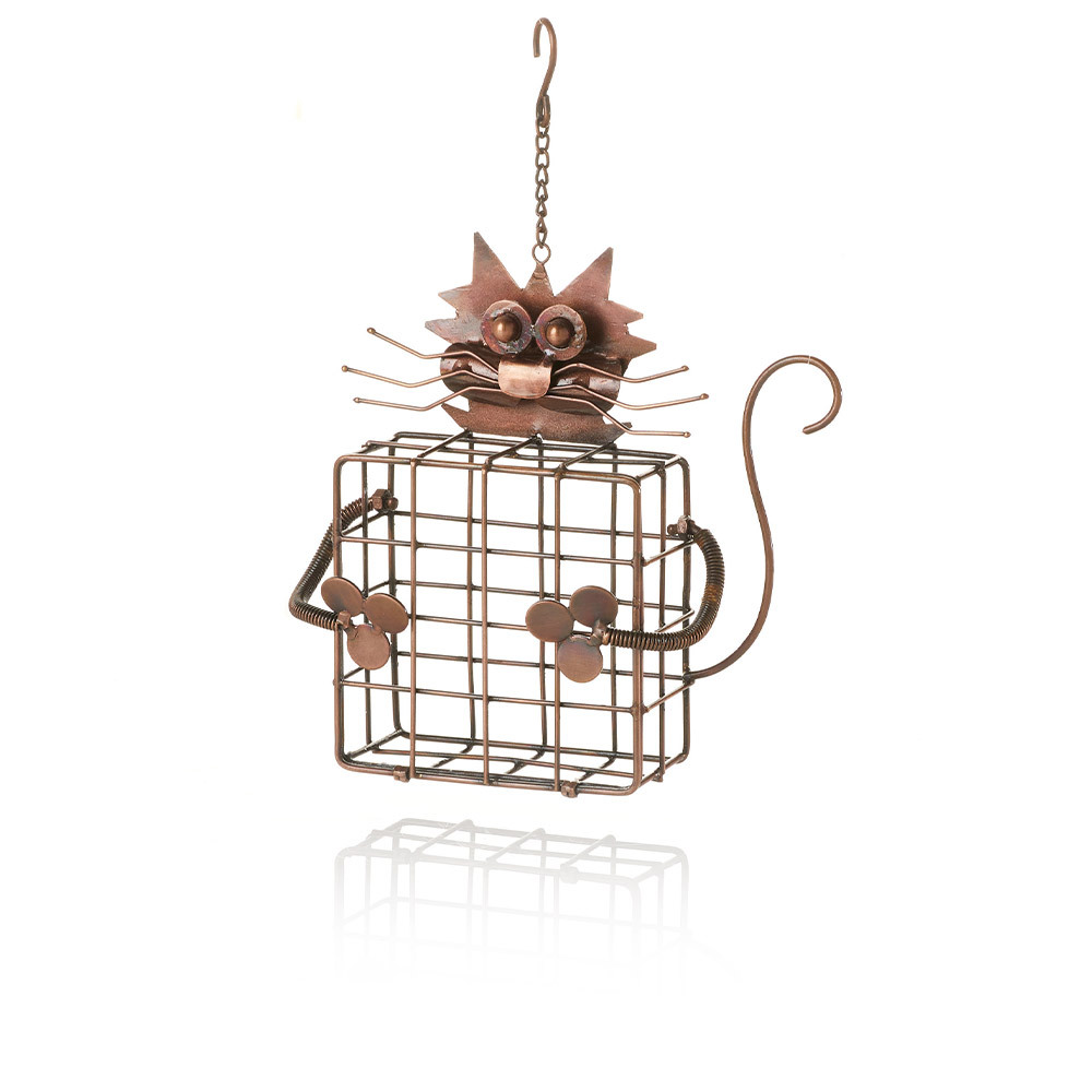 Clever Kitty Suet Holder