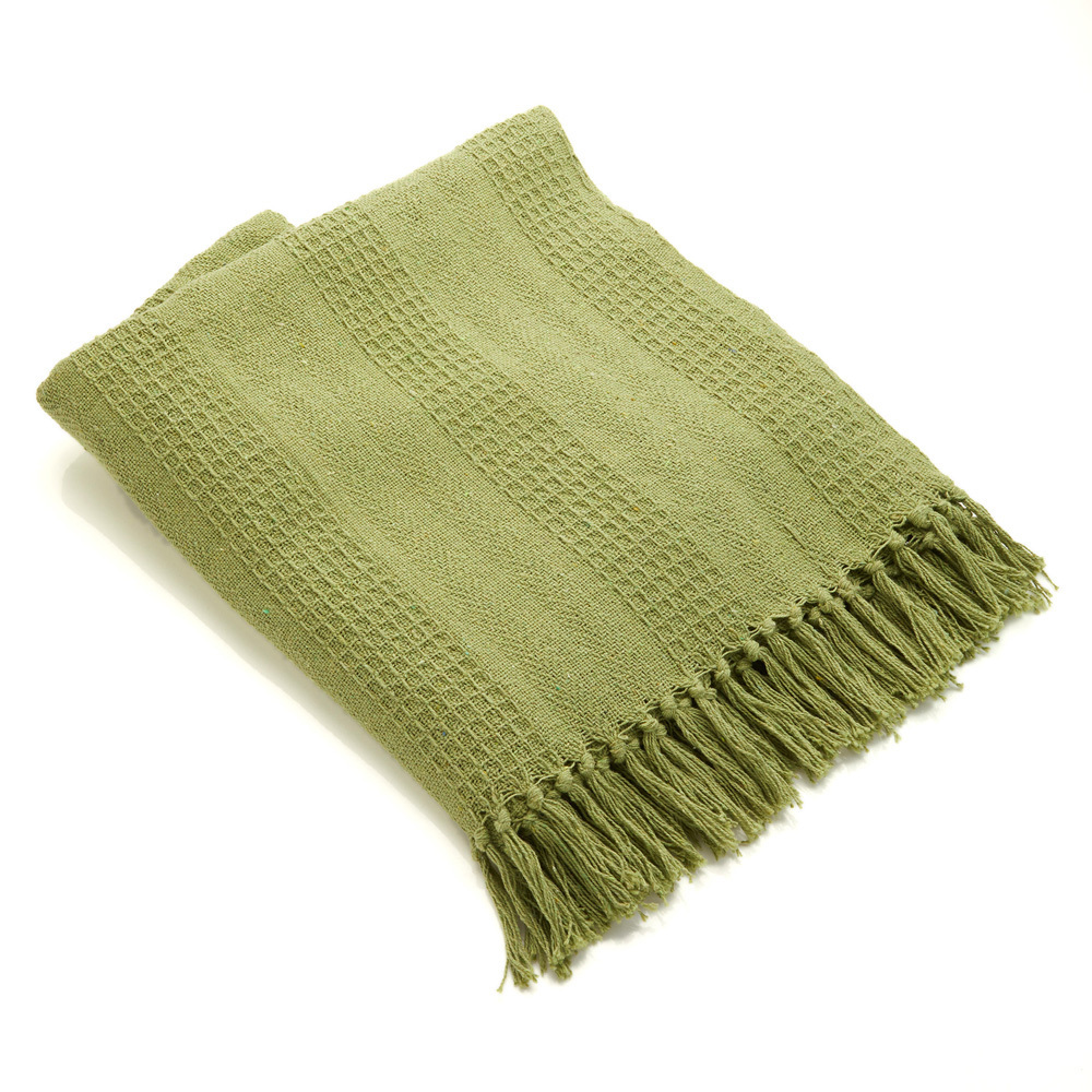 Rethread Throw - Moss