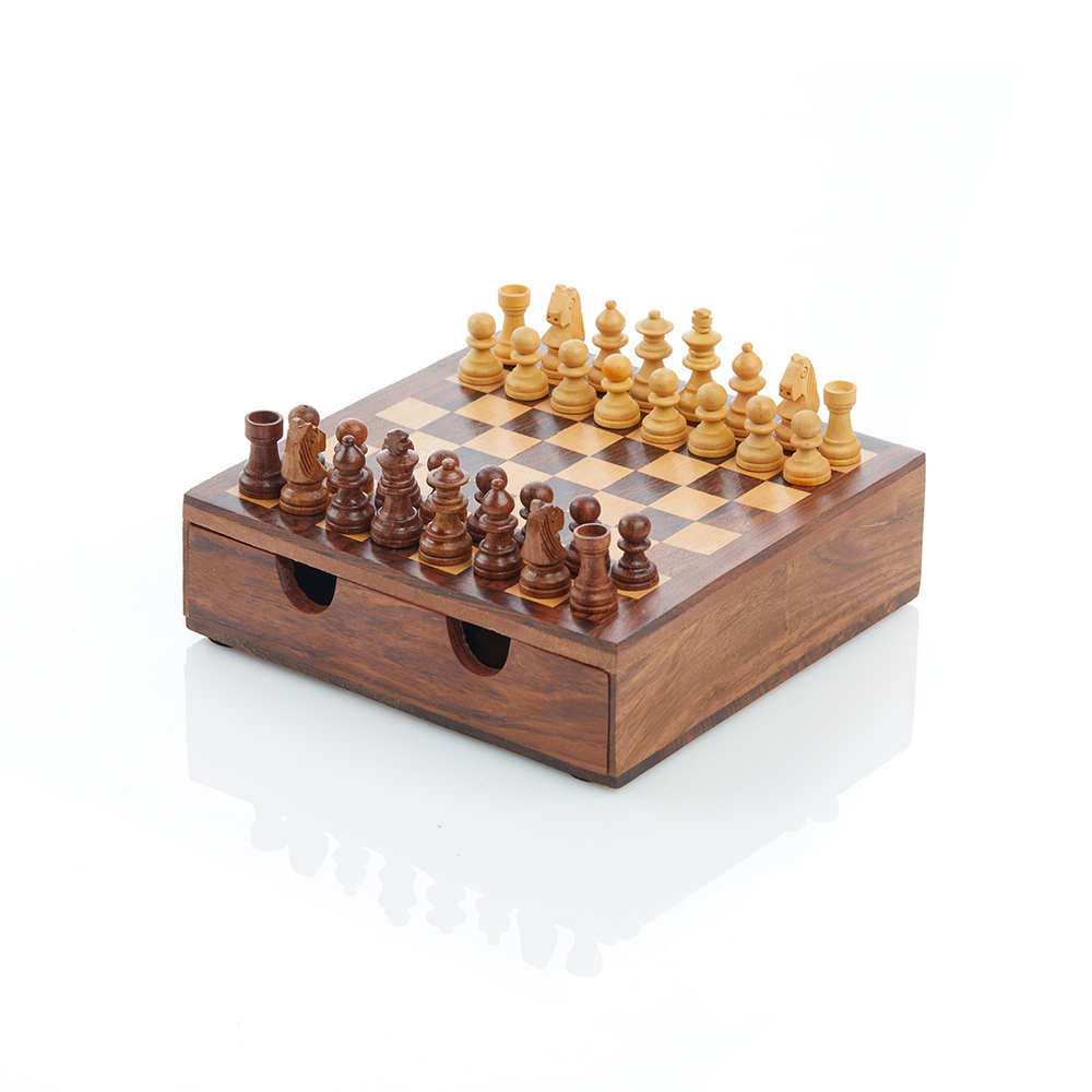 Tabletop Chess & Checkers