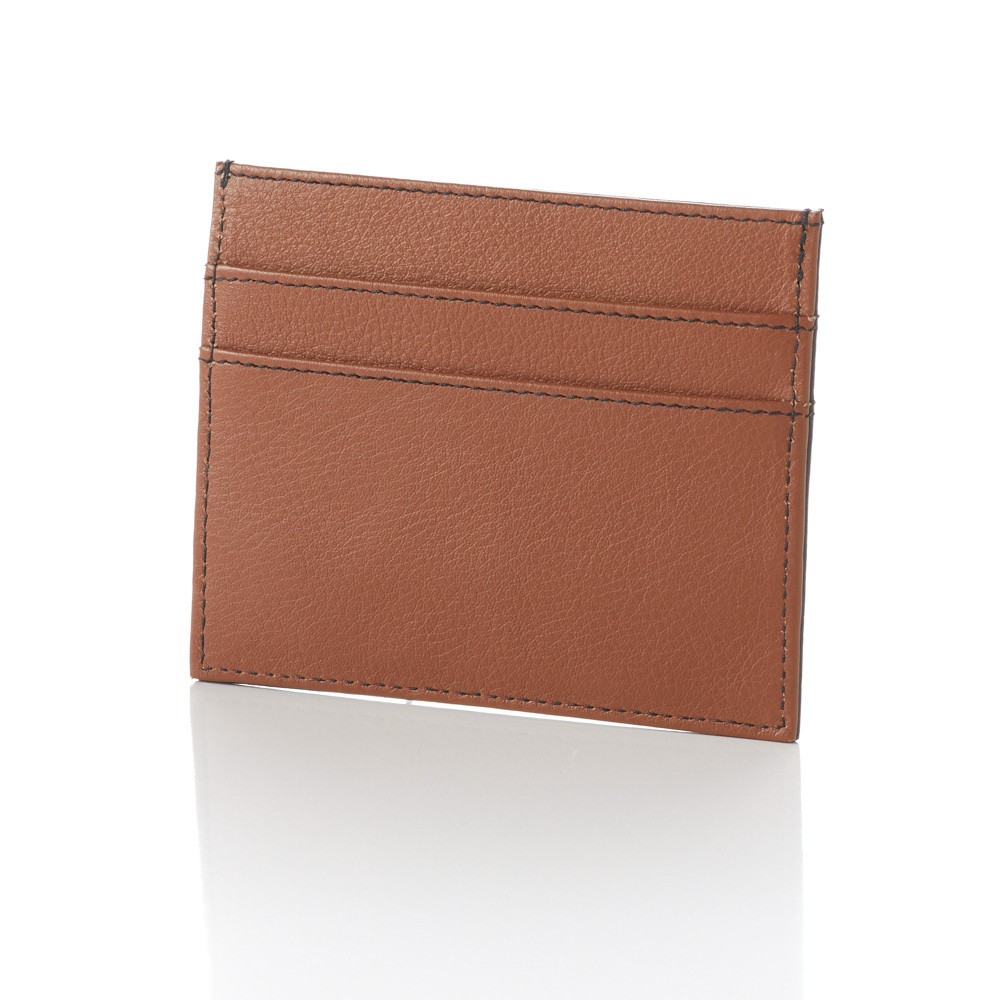Two-Tone Card Holder