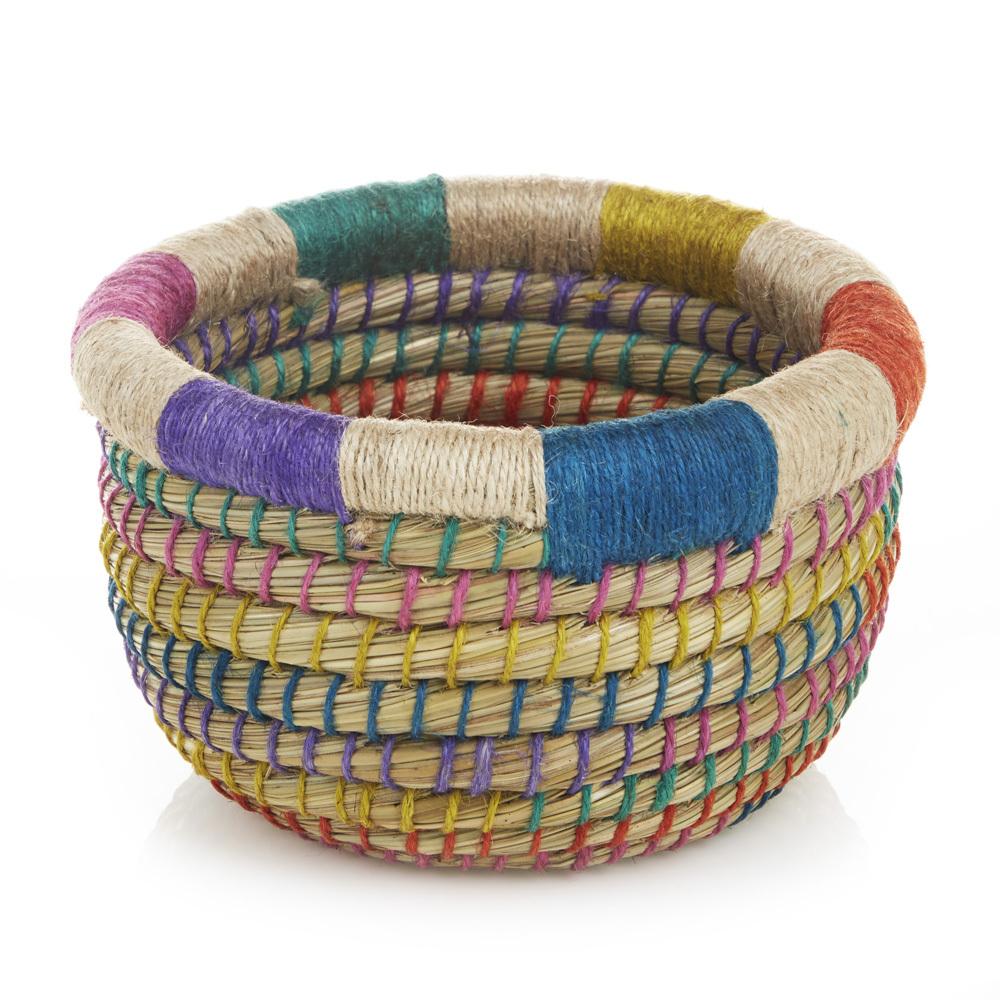 Carnival Basket - Small Multi