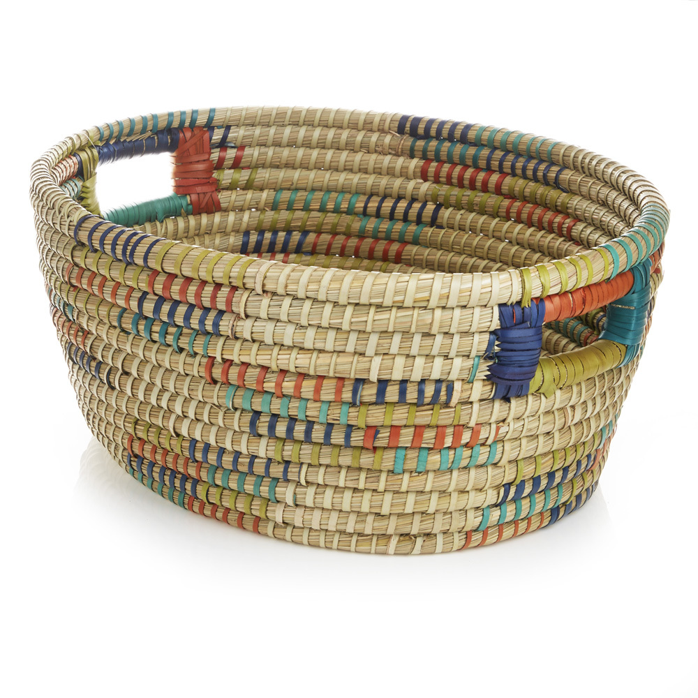 Plaza Basket - Medium Oblong