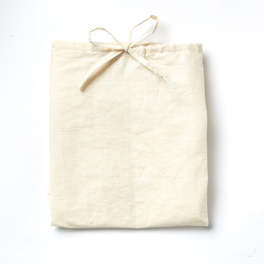 Cotton Laundry Basket Liner